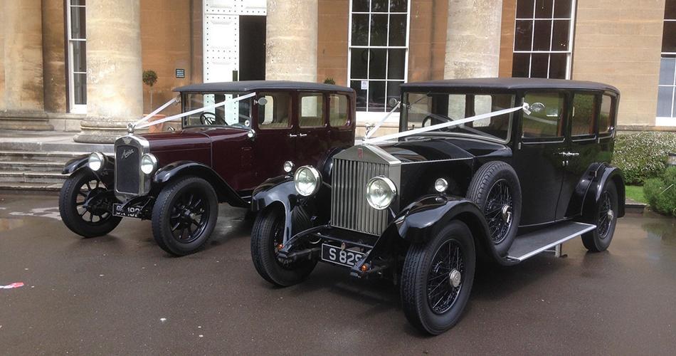 Image 2: Triggols' Vintage Wedding Cars
