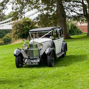 Triggols' Vintage Wedding Cars