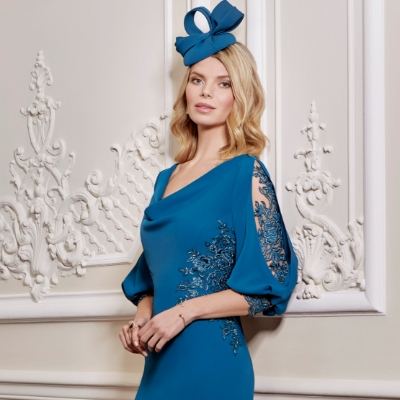 Get your mum looking her best for your wedding with Somerset's Compton House of Fashion