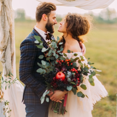How to have a personal, outdoor wedding - with Bristol wedding celebrant Heartfelt Ceremony