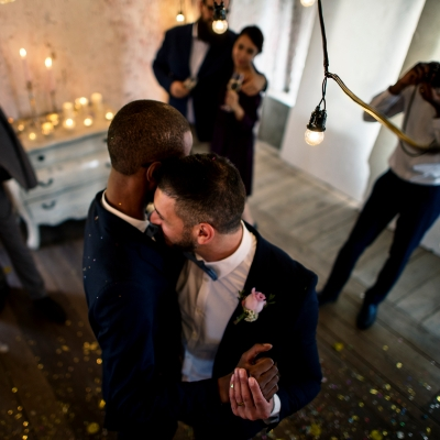 Here's how to perfect that first dance routine at your wedding, with Bristol choreographer Kelsall Choreo
