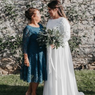 We talk bespoke wedding dress designs with Emma Dee, The Bristol Seamstress