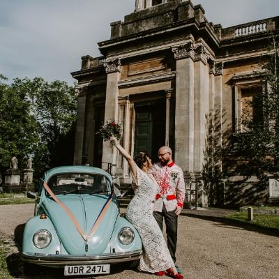 We love Bristol wedding venue Arnos Vale