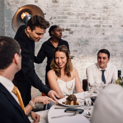 Nice day for a green wedding - Bristol's Pieminister introduces a plant-based wedding menu