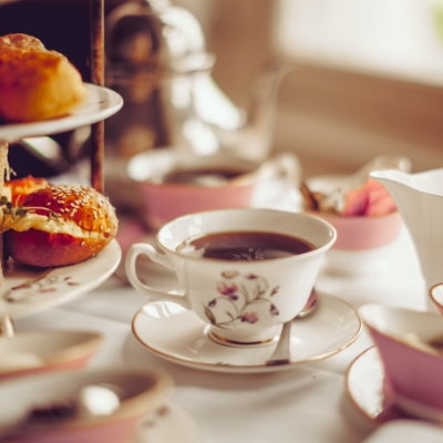 Looking for afternoon tea wedding catering? Check out Strawberry Line Tea Rooms in Winscombe