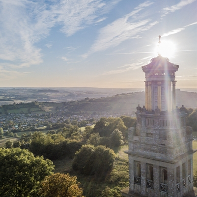 Bath wedding venue Beckford's Tower has received a National Lottery grant to bring it back to its best