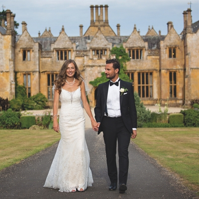 Somerset wedding venue Dillington House is launching a competition to win a £10K wedding