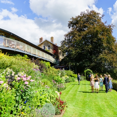 Wedding venue The Longhouse at Mill on the Brue wins eco award