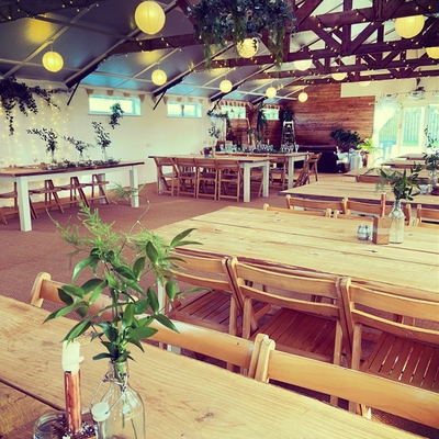 Tune in to Somerset venue The Barn at Cott Farm's YouTube channel