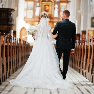 Showing support for couples and the wedding industry