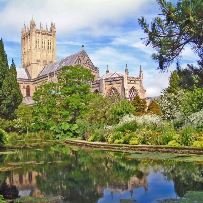 The Bishop's Palace & Gardens, Wells