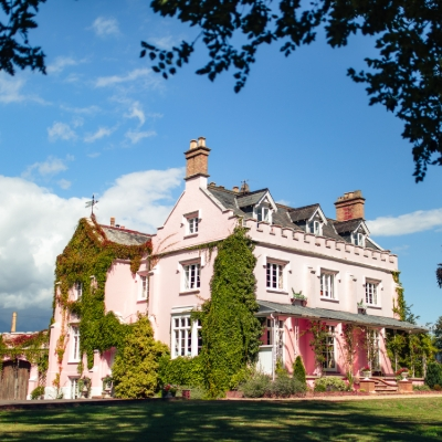Woodlands Castle, Taunton