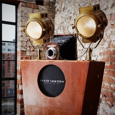 Happy birthday to Booth Nineteen, Somerset photo booth specialists