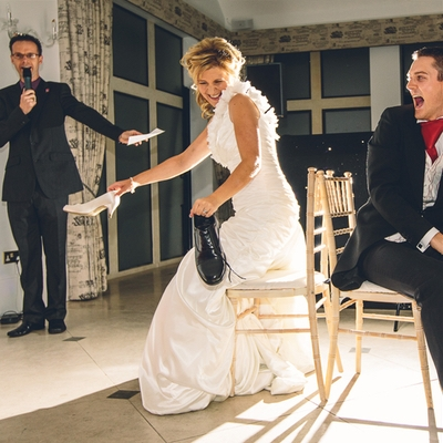 Celebration Roadshow gives tips for entertaining a small wedding party