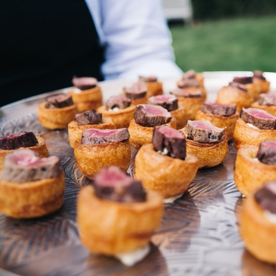 Bristol-based Fosters Events Catering give advice on working around wedding restrictions