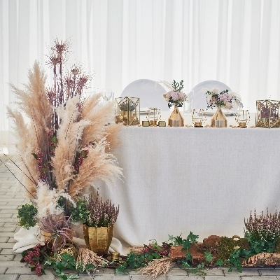 2021's biggest wedding flower trends