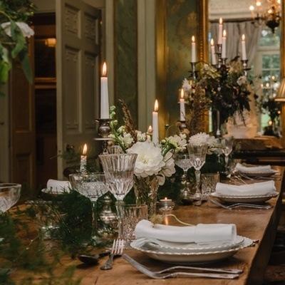 A little romance at Maunsel House wedding venue