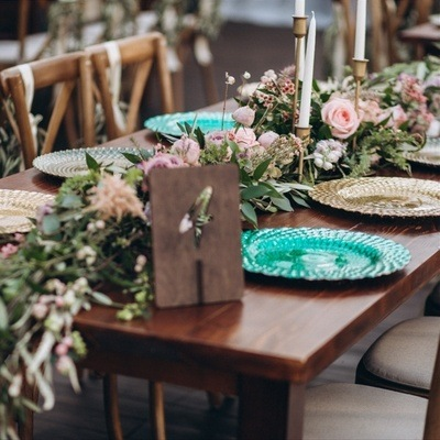 Summery boho floral inspiration with Bohemian Blooms