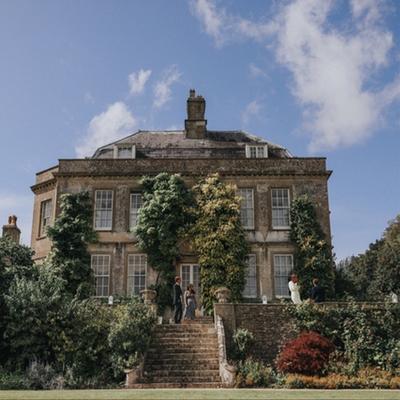 Check out Hamswell House wedding venue near Bath