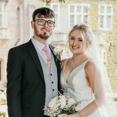 Happily ever after for Dan and Charlotte