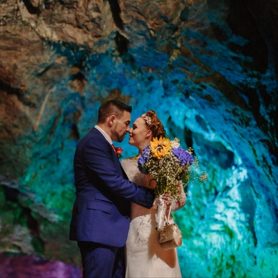 Wookey Hole venue to launch new wedding packages