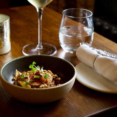 Fall for the new autumn menu at The Elder in Bath