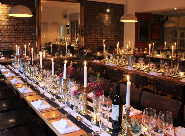 Contemporary venue styling tips, with Elizabeth Weddings: Image 1