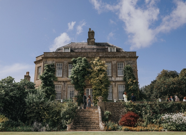 We love Bath wedding venue Hamswell House: Image 1