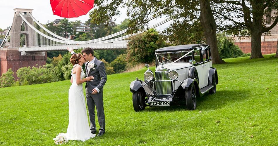 Image 1: Triggols' Vintage Wedding Cars